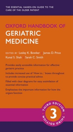 Oxford Handbook of Geriatric Medicine 3e
