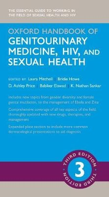 Oxford Handbook of Genitourinary Medicine and HIV