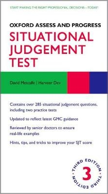 Oxford Assess and Progress: Situational Judgement Test