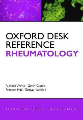 Oxford Desk Reference: Rheumatology