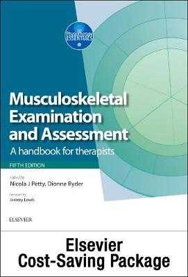 Musculoskeletal Examination and Assessment, Vol 1 5e and Principles of Musckuloskeletal Treatment and Management Vol 2 3e