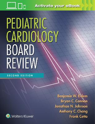Pediatric Cardiology Board Review