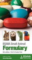 BSAVA Small Animal Formulary: Part B