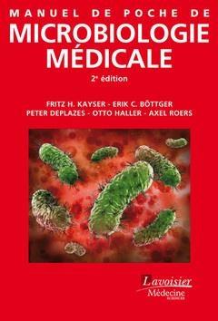 Manuel de poche de microbiologie médicale