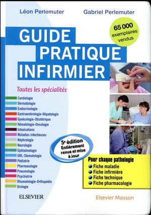 Guide Pratique Infirmier 2017/2018