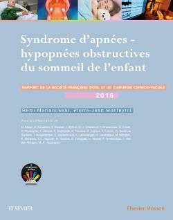 Syndrôme d'apnées - hypopnées obstructives su sommeil de l'enfant