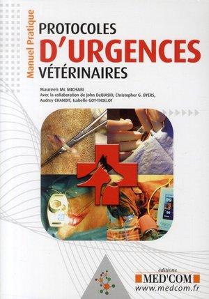 Protocoles d'Urgences Vétérinaires