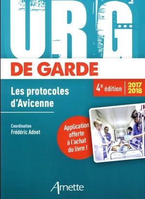 URG' de Garde 2017-2018