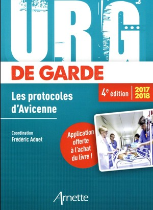 O/E URG' de Garde 2017-2018