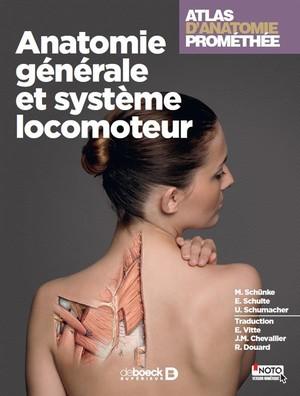 Atlas d'anatomie Prométhée Tome 1