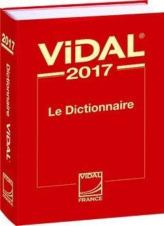 Vidal le Dictionnaire (édition 2017)