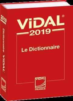 Dictionnaire Vidal (édition 2019)