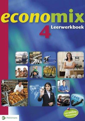 Economix 4 Leerwerkboek (herwerking 2013)
