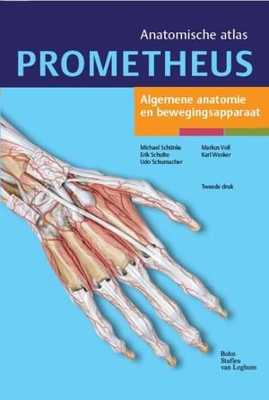 OE Prometheus anatomische atlas deel 1