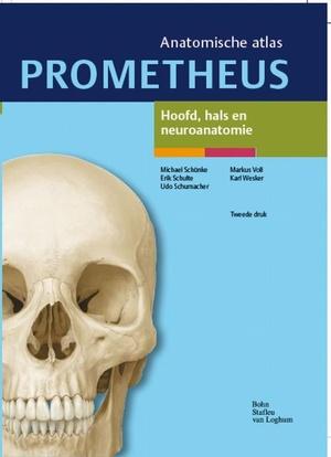 O/P Prometheus anatomische atlas deel 3