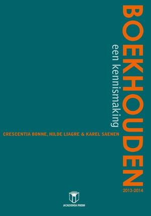 Boekhouden een kennismaking - 2014-2015