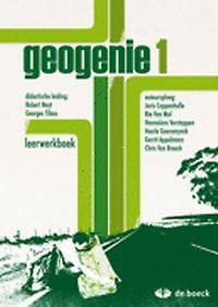 Geogenie 1 - leerwerkboek